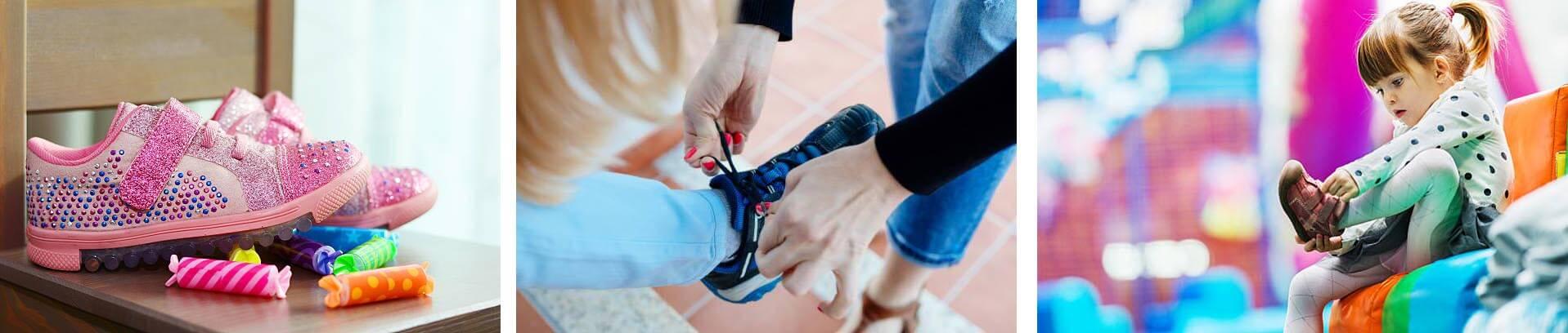 Как выбрать кроссовки для девочки?
