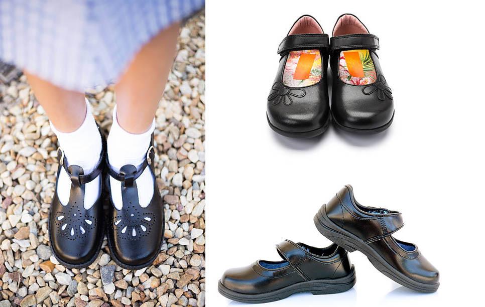 Как выбрать туфли для девочки