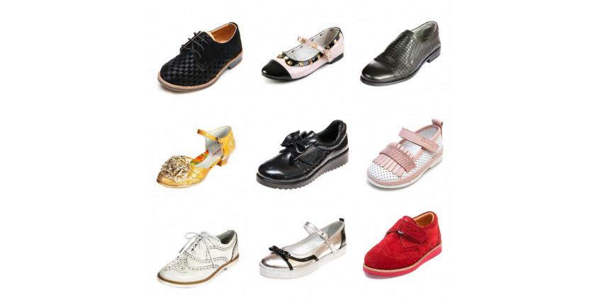 Как правильно подобрать детские туфли?