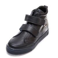 Ботинки д/с Minibel 345PP 2 липучки темно-синие(26-30)