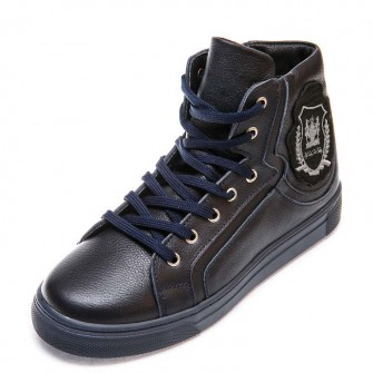 Ботинки д/с Minibel тёмно-синие