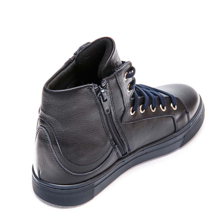 Ботинки д/с Minibel 341 B темно-синие (31-36)