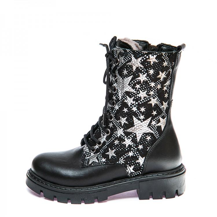 Зимние ботинки K.Pafi 110(44) звезды (28-30)