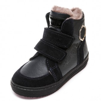 Ботинки зима Z345PP(22-25) син 2 лип