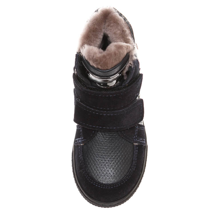 Зимние ботинки Minibel Z345PP(22-25) син 2 лип