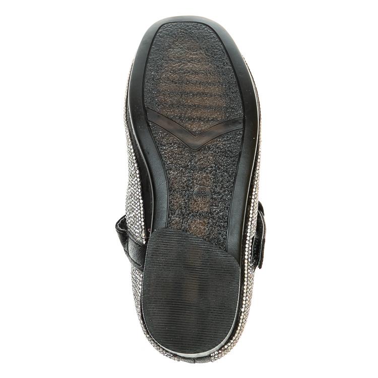 Балетки Fashion B-5 черные (32-37)