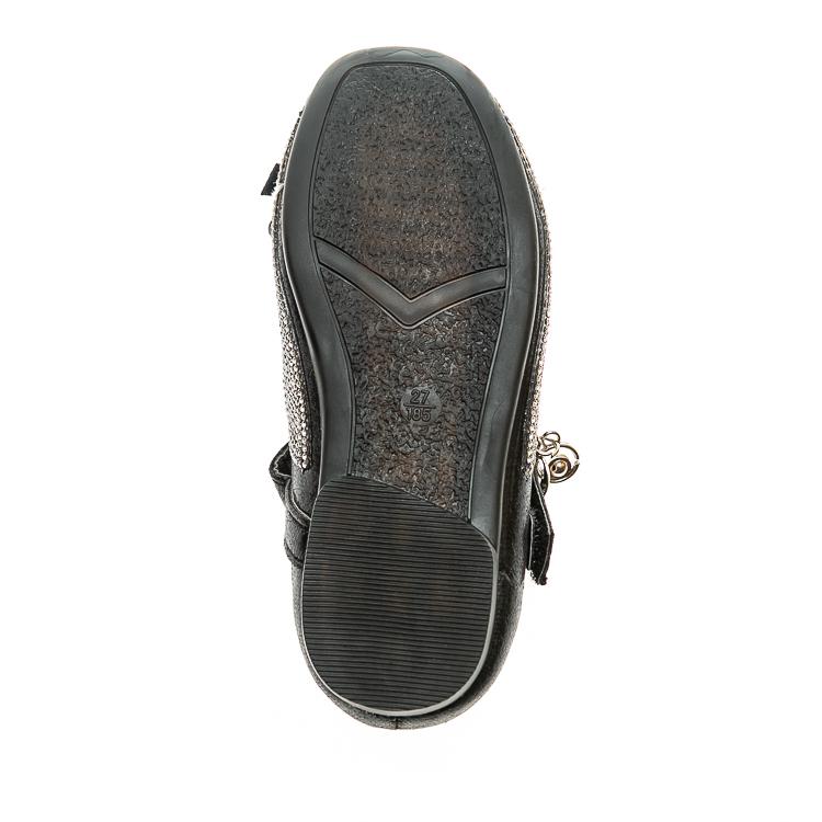 Балетки Fashion A-3 черные(27-31)
