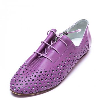 Туфли Bebizia сиреневые для девочки