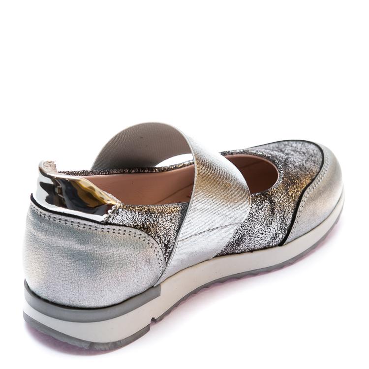 Открытые туфли K.Pafi 19910(31)(27-30)серебро резинка