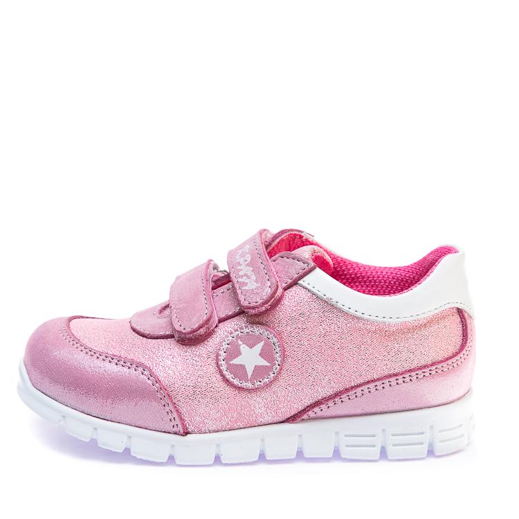 Кроссовки K.Pafi розовые для девочки
