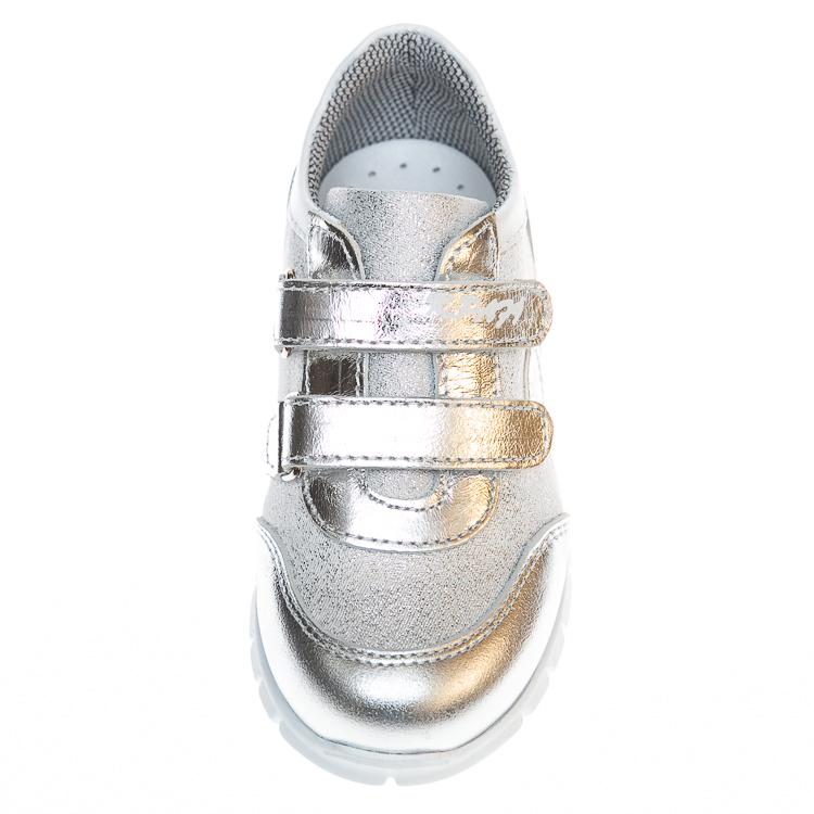 Кроссовки K.Pafi 2032(36)(22-25)серебро