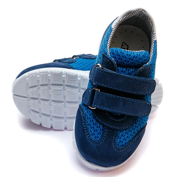 Кроссовки K.Pafi 2032(6-1)(21-25)синие