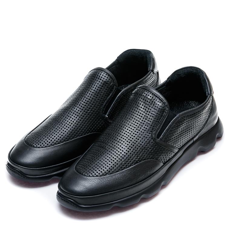 Кроссовки K.Pafi чёрные для мальчика