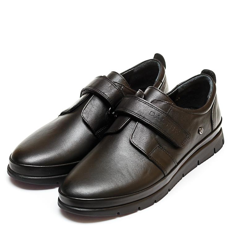 Туфли DALTON чёрные для мальчика
