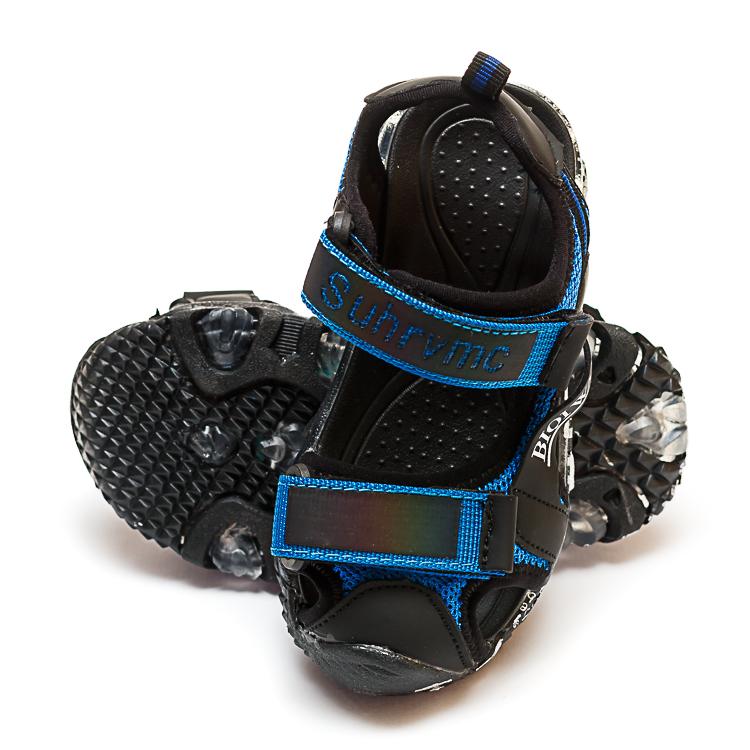 Босоножки BiQi WASP L8023(26-31)синие