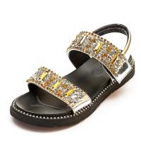 Босоножки Fashion B938(31-36)серебро