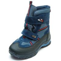 Термо ботинки Panda 329(3)син.(26-30) PN