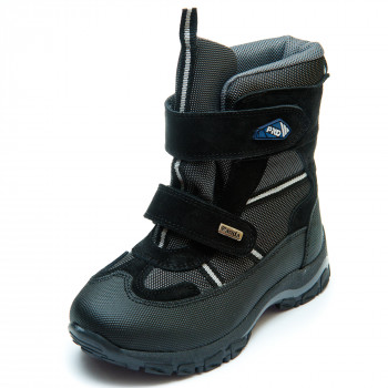 Термо ботинки Panda 329(2)черн.(26-30) PN