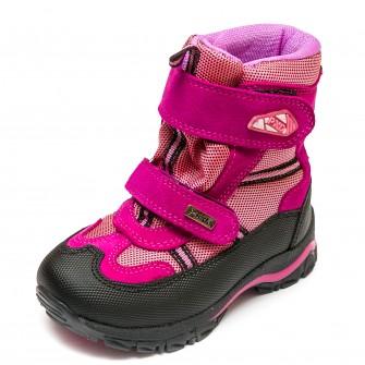 Термо ботинки Panda 329(6)роз(26-30)