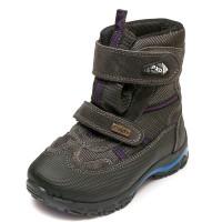 Ботинки зима Panda 329(4)сер.(26-30)