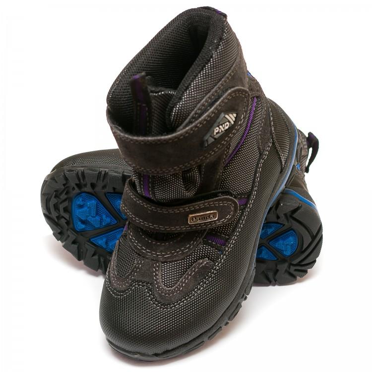 Термо ботинки Panda 329(4)сер.(26-30)