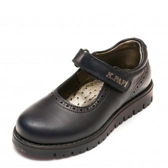 Туфли K.Pafi 28500(04) (26-30)темно-синие