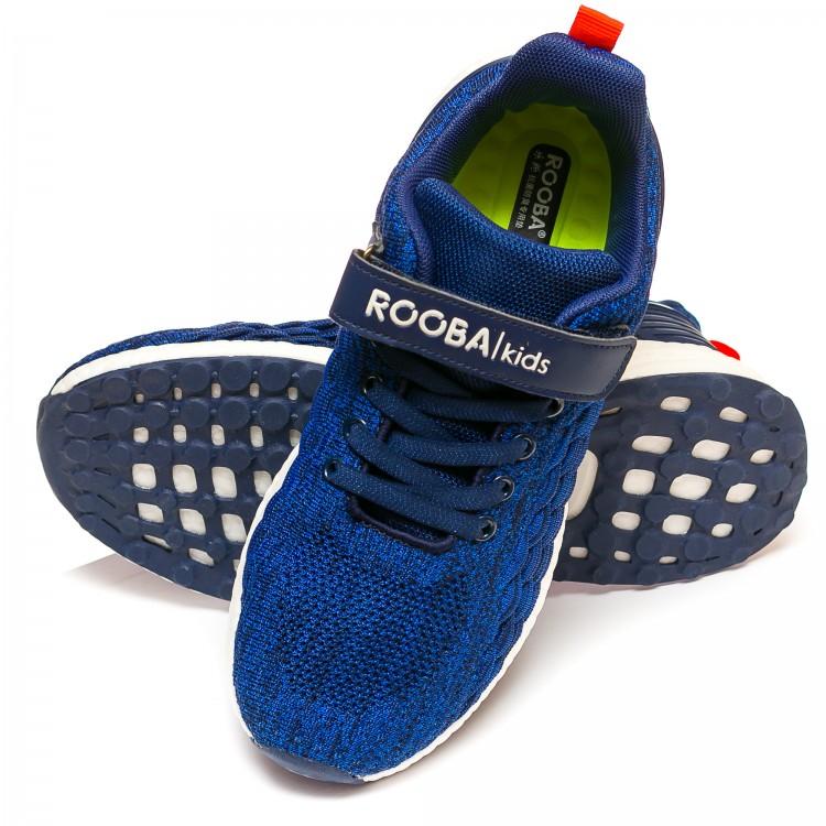 Кроссовки ROOBA D18033(38-42)син