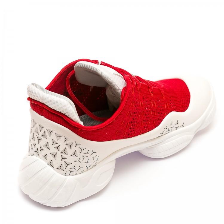 Кроссовки ROOBA MH137126(36-40)красные