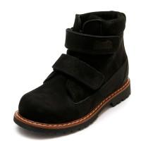 Ботинки Panda д/с 9005(01)черн.нубук(26-30)