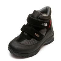 Термо ботинки Panda 330(1)черные(31-36)