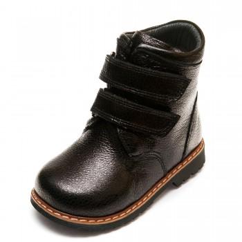 Ботинки зима Panda 200(5)черн.2лип(21-25)