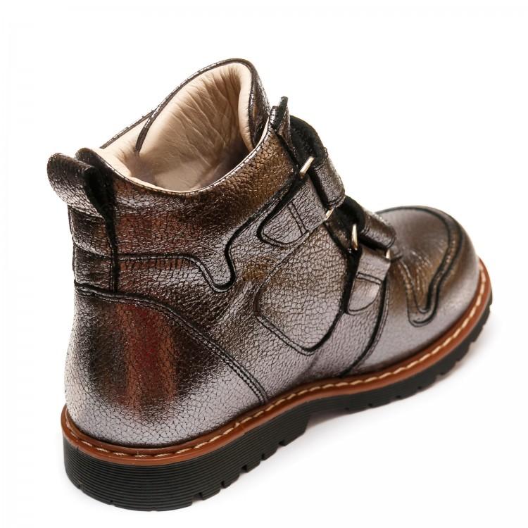 Ботинки зима Panda 141 графит (26-30)