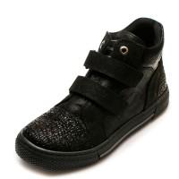 Ботинки Panda д/с 0125170(78-246-66)(31-36) черные