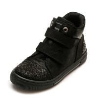 Ботинки Panda д/с 0125170F(78-246-66)(26-30) черные