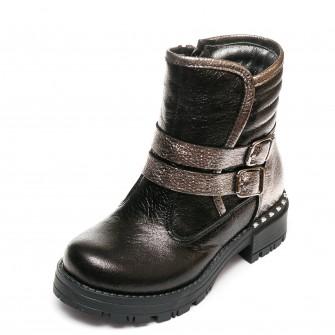 Ботинки д/с K.Pafi чёрные