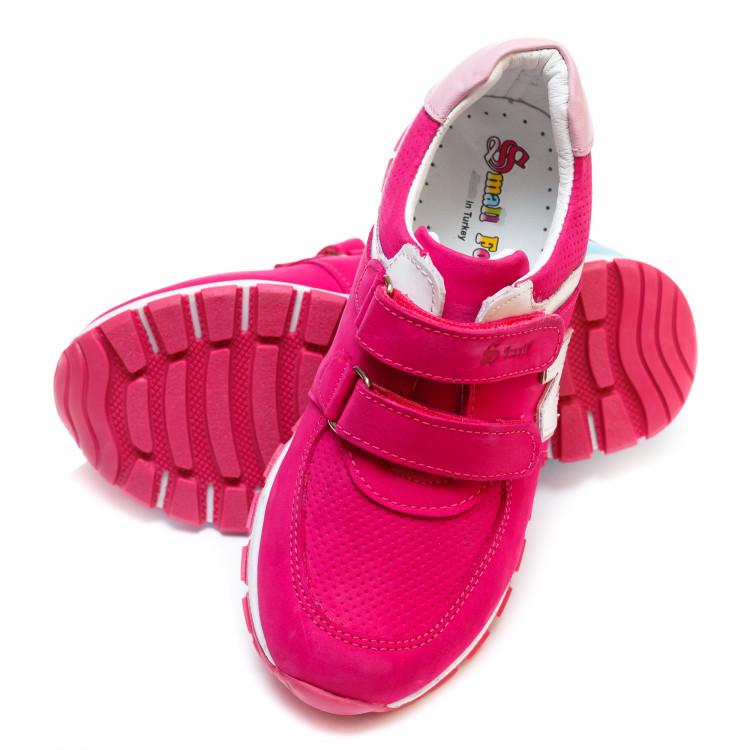 Кроссовки Sibel Bebe 9936(31-36)розовые
