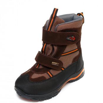 Термо ботинки Panda 329(8)корич(31-36)