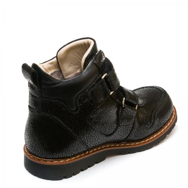 Ботинки зима Panda 141(5) черн.2лип(26-30)