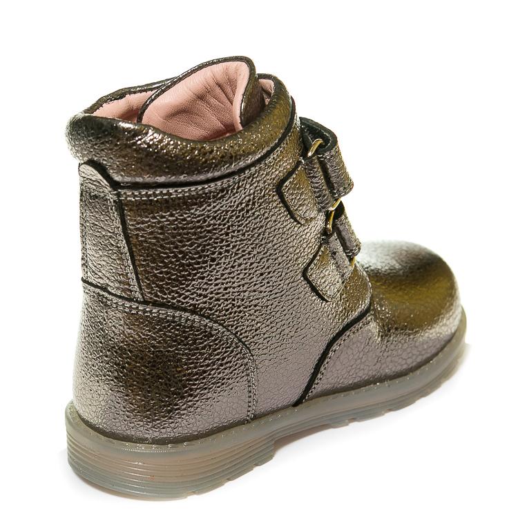Ботинки зима Panda 200(3)бронза 2лип(21-25)