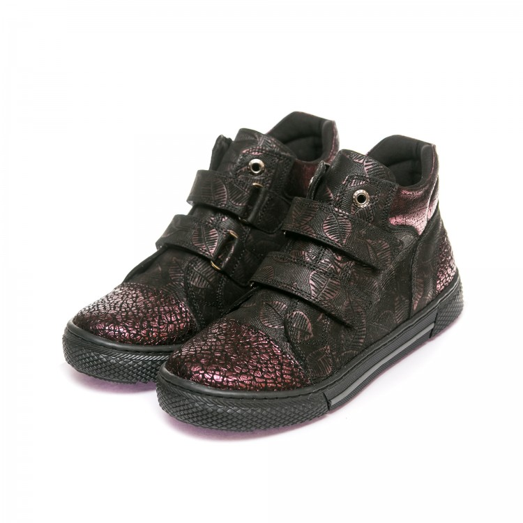 Ботинки Panda д/с 5170P(28124834)бордо(26-30)