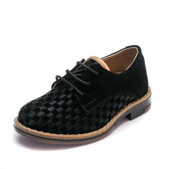 Туфли Sibel Bebe 3522-2 черная замша (21-25)