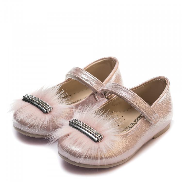 Туфли Sibel Bebe 025(3) розовые  (22-25)