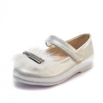 Туфли Sibel Bebe 025(1) белые (22-25)