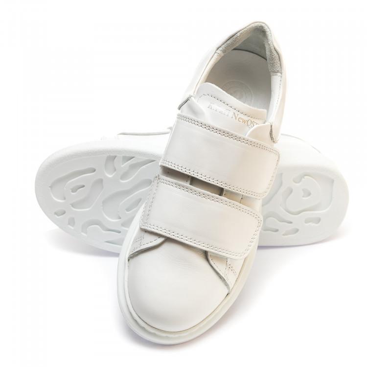 Кроссовки K.Pafi белые для девочки