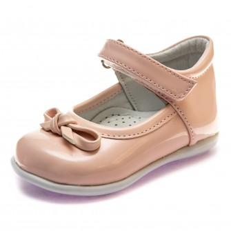 Туфли Sibel Bebe 119 роз лак (19-21)