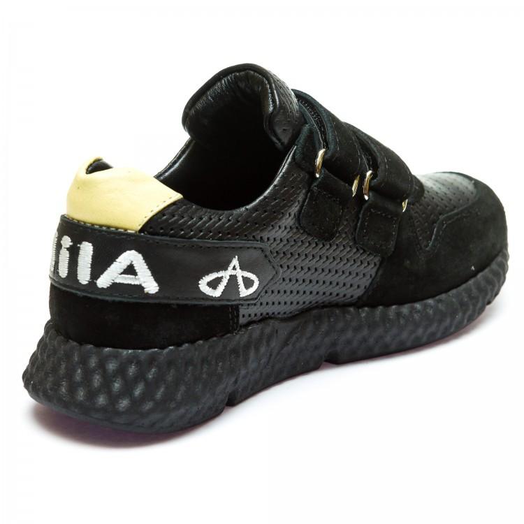 Кроссовки AlilA 998-1(3136)черн.
