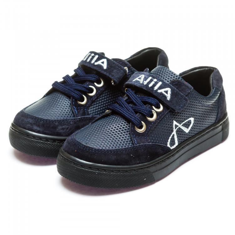 Кроссовки AlilA 999-2(26-30)синие