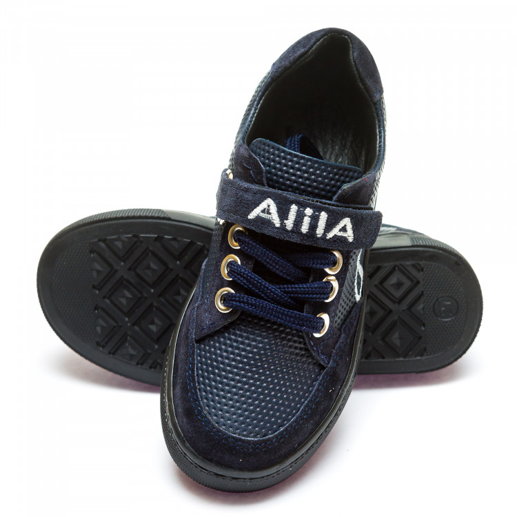 Кеды AlilA 999-2(26-30)синие