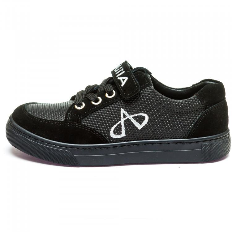 Кроссовки AlilA 999-1(37-40)черные