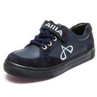Кеды AlilA 999-2W(37-40)синие